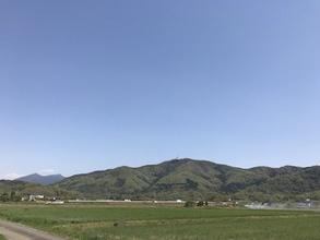 宝篋山に登ってきました!