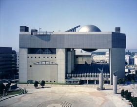 日立シビックセンター(科学館・天球劇場)